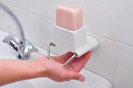 Dispensadores para pastillas de jabón