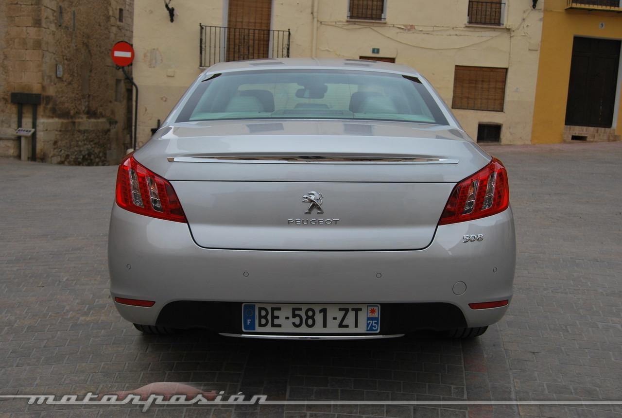 Foto de Peugeot 508 y 508 SW (presentación) (74/118)