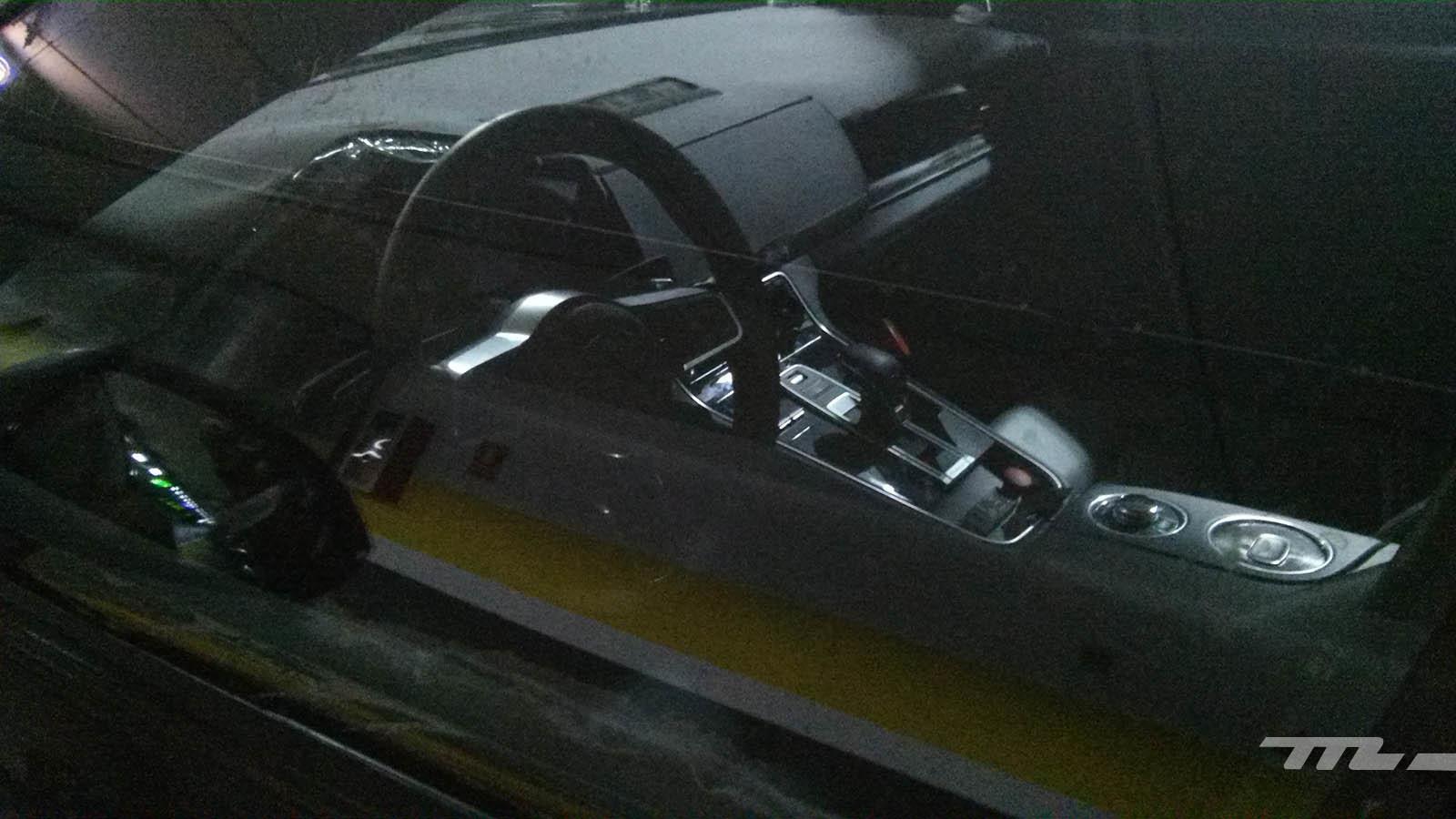 Foto de Porsche Cayenne Coupé Prototipo (3/9)