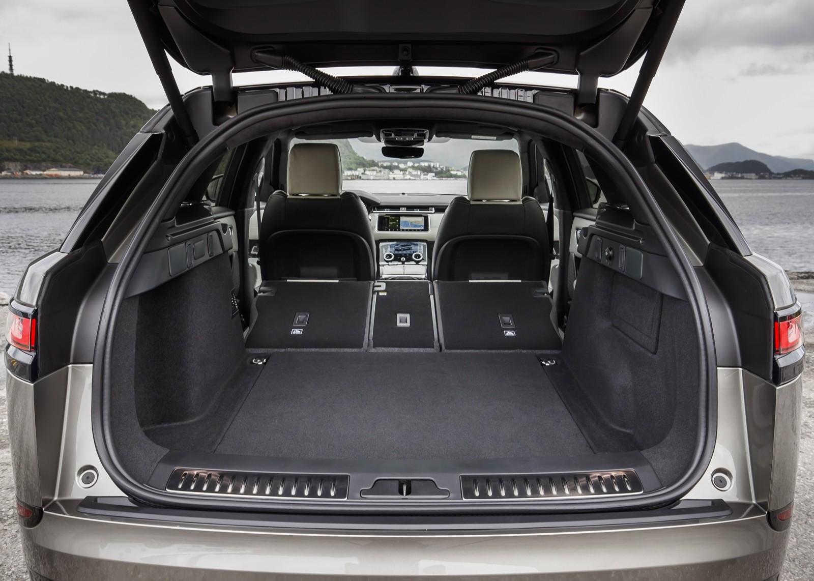 Foto de Range Rover Velar First Edition (26/56)