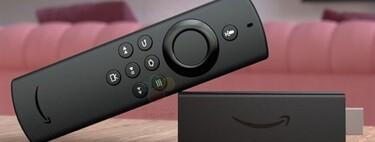 El Fire Stick TV Lite de Amazon se filtra casi al completo
