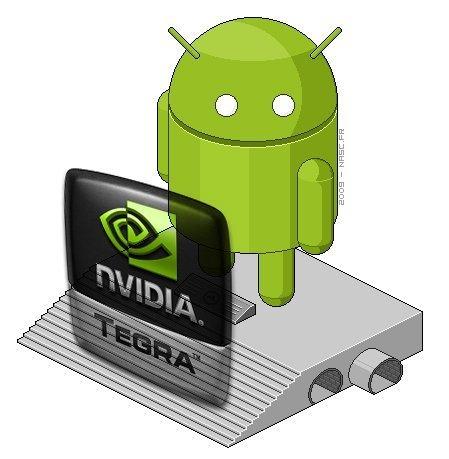Android NVIDIA Tegra2