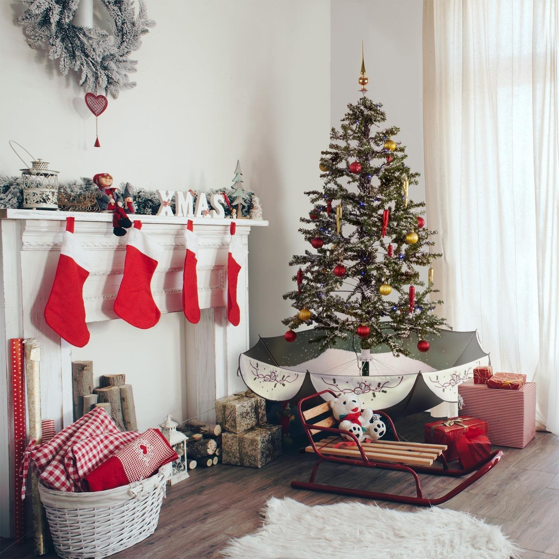 Cazando gangas para encontrar los rboles de navidad m s for Decoration interieur noel