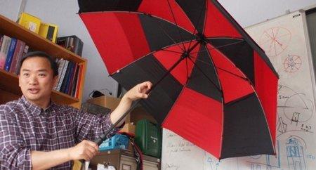 Vodafone paraguas