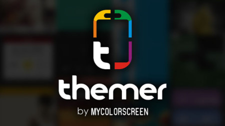 Themer vuelve a estar disponible en Google Play