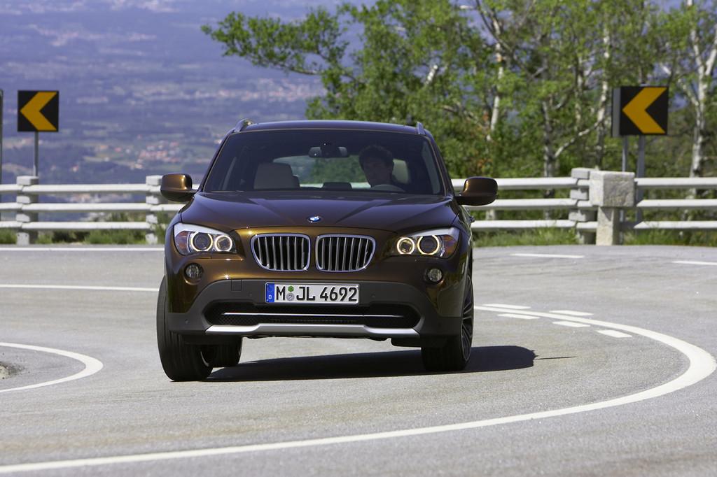 Foto de BMW X1 (86/120)