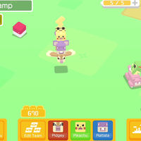 Pokémon Quest dará el salto a iOS y Android el 28 de junio