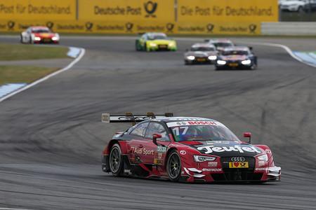 Miguel Molina vence en Hockenheim y los títulos del DTM tendrán que esperar a mañana para decidirse