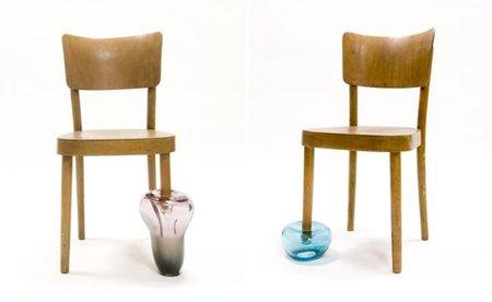 """Colección de sillas """"Cenicienta"""""""