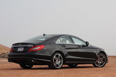 Mercedes Benz Clase Cls Amg 63