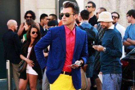 Moda para hombres: el color y los bañadores son nuestras últimas obsesiones