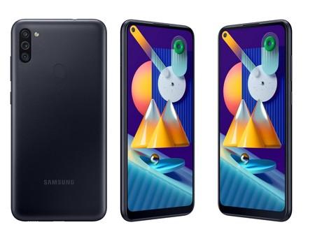 Samsung Galaxy M11 llega a México: pantalla con agujero, tres cámaras y batería de 5,000 mAh para la gama baja, este es su precio
