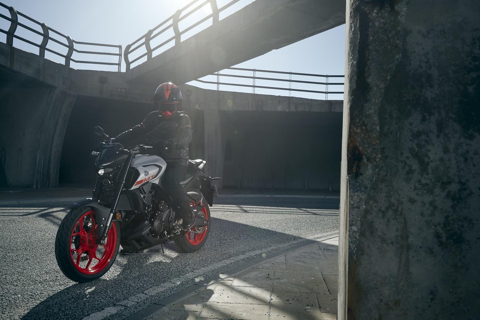 Foto de Yamaha MT-03 2020, prueba (12/33)