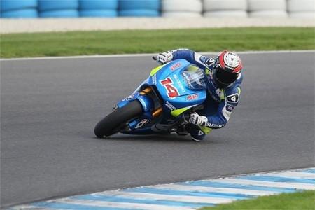 Suzuki estará casi con toda seguridad en el Gran Premio de la Comunitat Valenciana