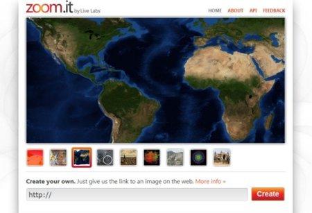 Zoom.it, servicio de Microsoft para compartir imágenes gigantes, PDFs y más