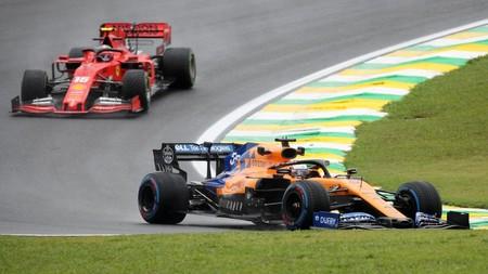 Sainz Leclerc Brasil F1 2019