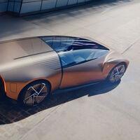 El Pininfarina TEOREMA ha resultado ser locura de coche conceptual desarrollado con realidad virtual