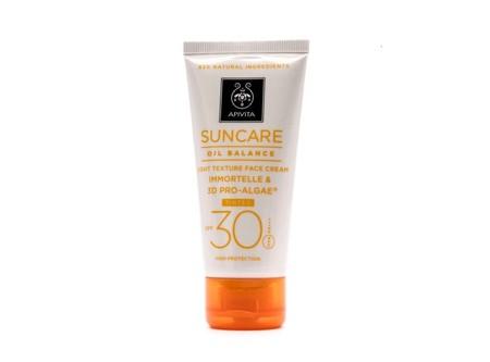 crema solar facial