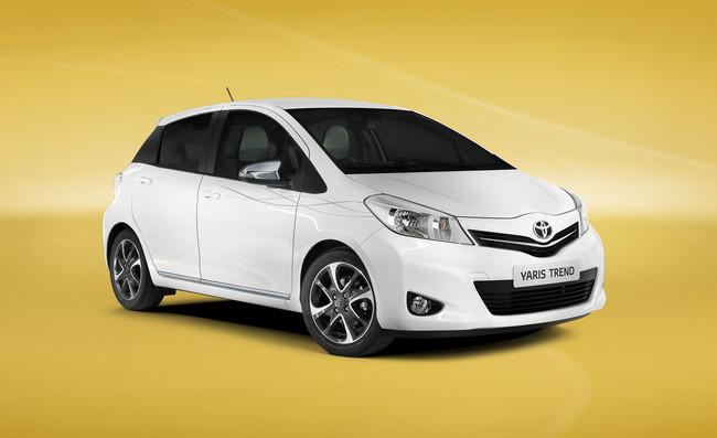 Toyota Yaris Trend 2012
