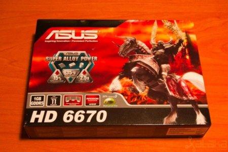 Asus AMD 6670