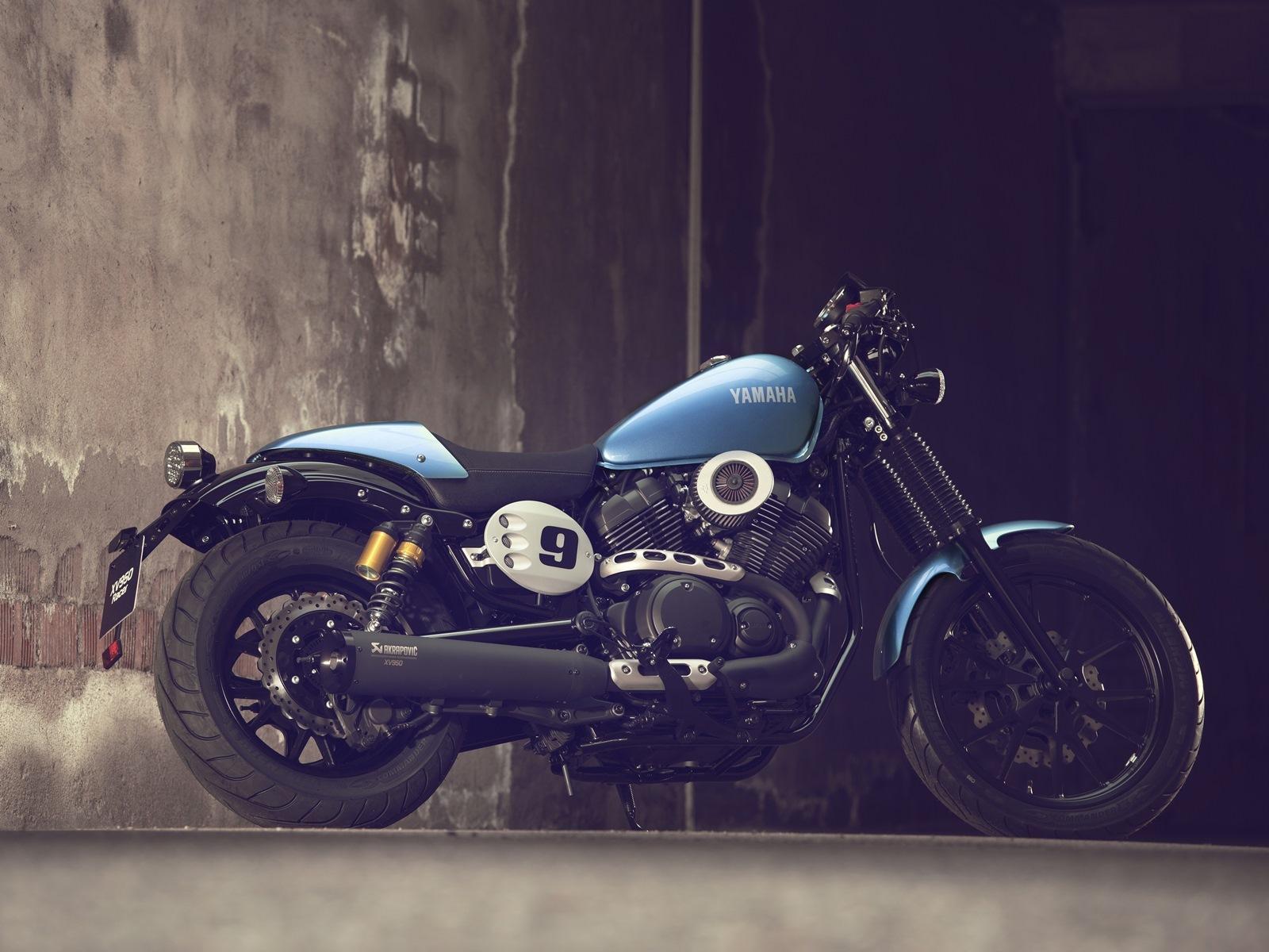 Foto de Yamaha XV950 Racer (23/33)