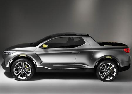 El Hyundai Santa Cruz no llegará solo. KIA también quiere su propia pick-up