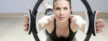 Para qué sirve y cómo se usa el aro mágico o magic circle de Pilates