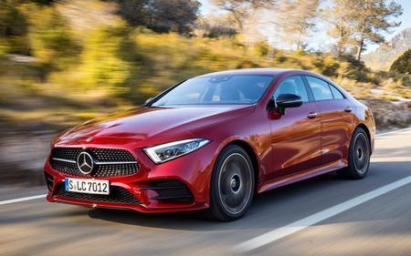Mercedes Benz Cls 450 2019 3