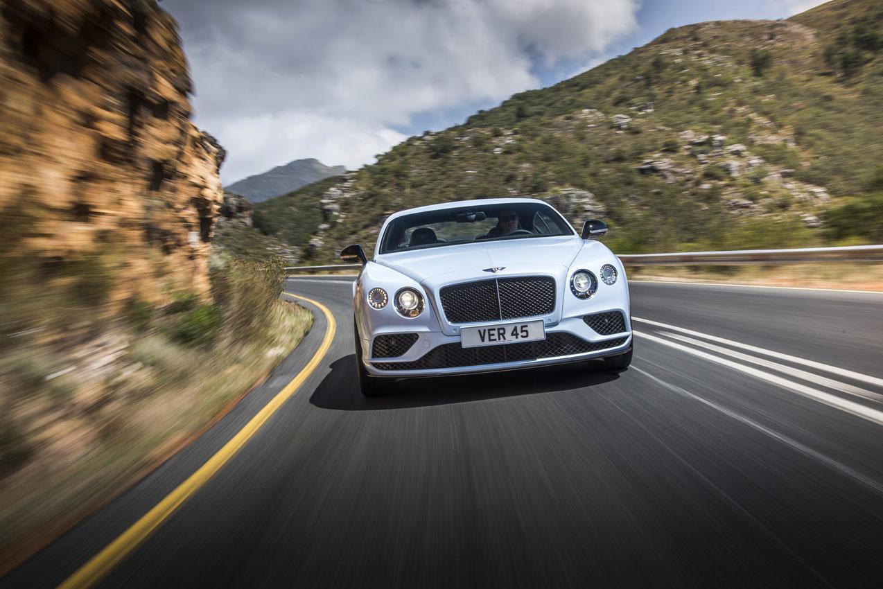 Foto de Bentley Continental 2015 (23/27)