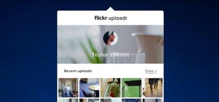 Flickr pone precio a su herramienta para subir fotografías
