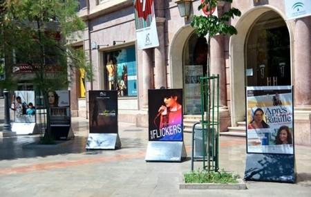 Carteles de las películas del festival de Granada Cines del Sur