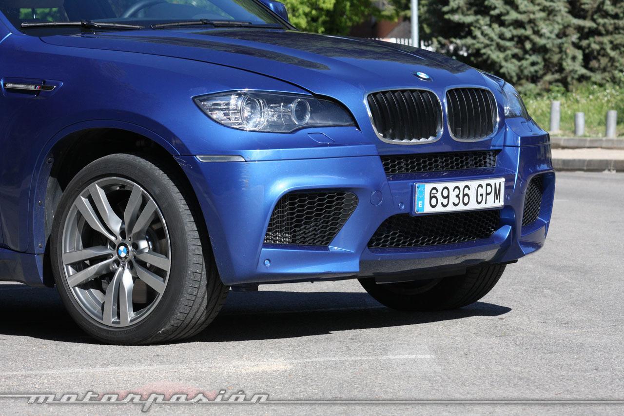 Foto de BMW X6 M (prueba) (30/41)