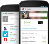Google Wallet para Android se renueva en EEUU: traspaso de dinero, tarjetas de fidelización y más