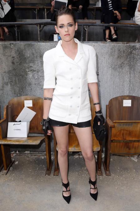 Kristen Stewart Chanel look