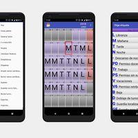 MiTurno Pro: una aplicación de calendario para gestionar y organizar todos los turnos de trabajo