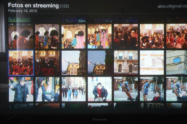 Fotos en Streaming