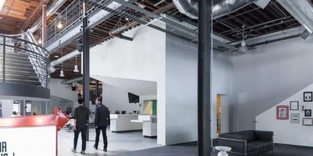 Espacios para trabajar: las oficinas de Pinterest en San Francisco
