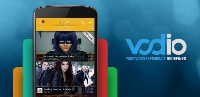 Vodio para Android
