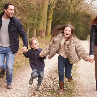 Tener hijos hace algunas cosas más complicadas, pero hace todo mucho mejor