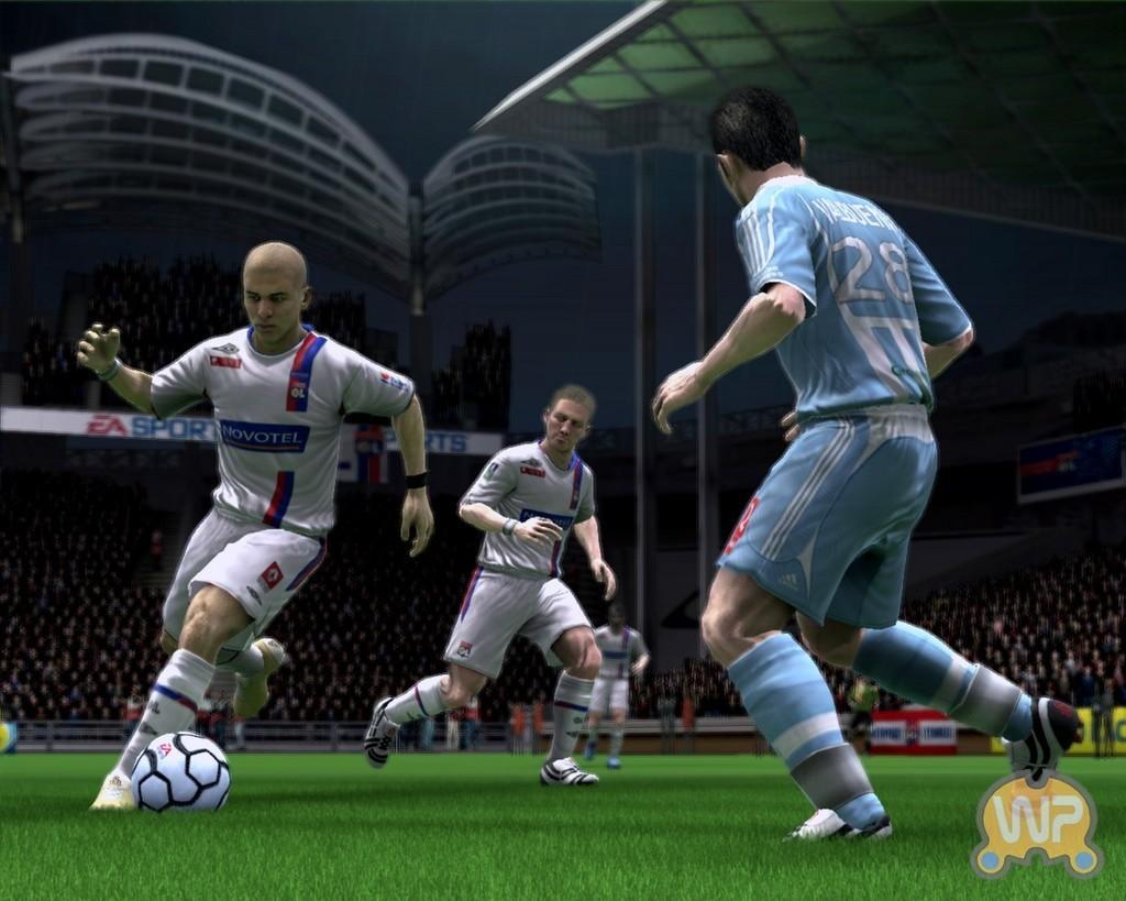 Nuevas - FIFA 09 - PC