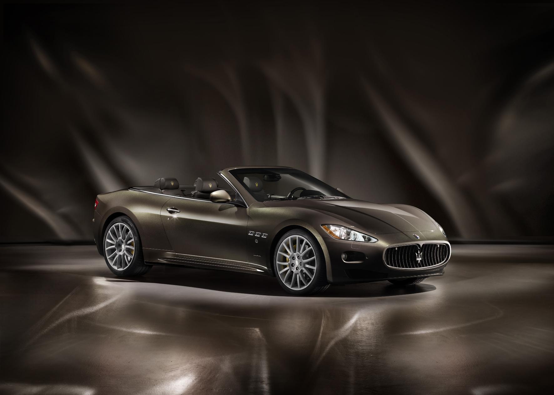 Foto de Maserati Gran Cabrio Fendi (1/3)