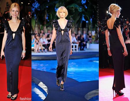 Gwyneth Paltrow en Cannes, en la premiere de Two Lovers