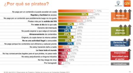 pirateria estudio