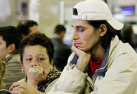 Air Madrid: los afectados
