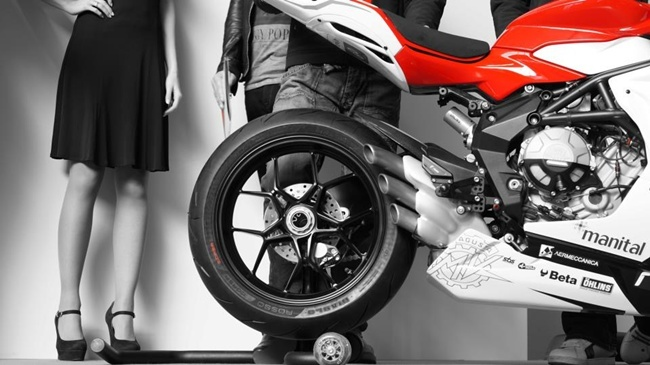 MV Agusta F3 Parking GO