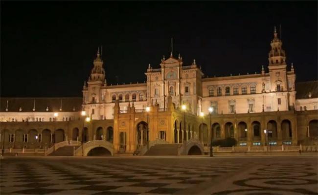Sevilla in Motion», un afinado timelapse en el que la bellísima capital andaluza resplandece