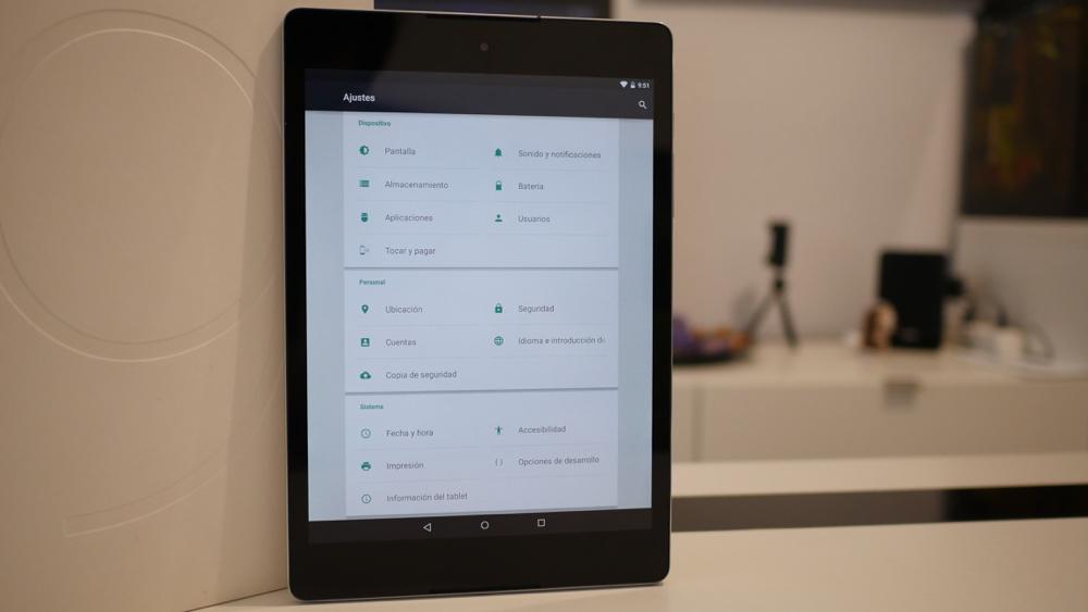 Foto de Nexus 9, análisis (17/27)