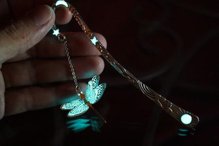 Glow In The Dark Bookmarks Manon Richard 34