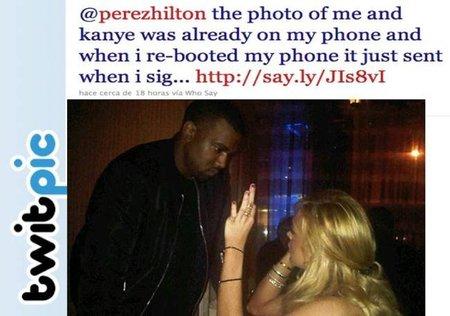 Lindsay Lohan... ¡yo no fui, fue mi Blackberry!