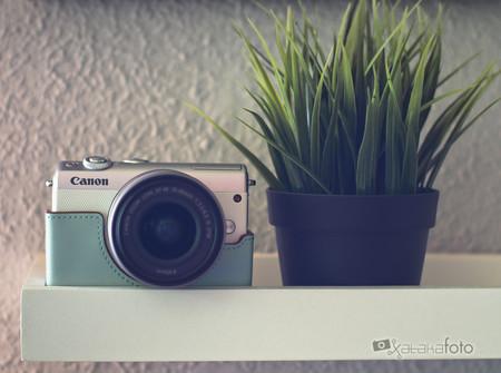 Review Canon Eos 100m Portada